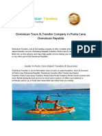 Dominican Travelers