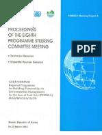 Proceedings of the Eighth Programme Steering Committee Meeting