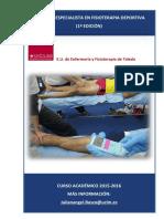 ESPECIALISTAENFISIOTERAPIADEPORTIVA12015-16