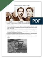 6°LA REBELION DE LOS HERMANOS GUTIERREZ