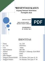 PRESUS KDS - Dr. Ariadne - Dhea-Rere 2003