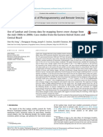 2015-Use of Landsat and Corona Data for Mapping Forest Cover Change From the Mid-1960s to 2000s Case Studies From the Eastern United States and Central Brazil