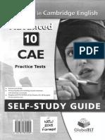 Succeed in CAE 2015 Self-study Guide
