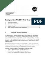 Solar Eclipse Backgrounder 123