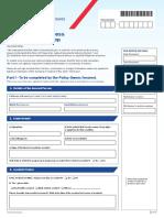 Global Health Access_Medical Claim Form
