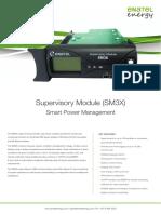 Supervisory Module SM3X