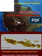 Regional Geology of Southern Mountain