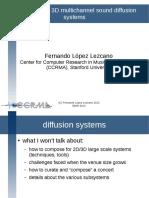 Diffusion Emw2013
