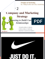 Company and Marketing Strategy, Partnering to Build Customer Relationships