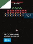 Programme Culturel IFC - Sep-Dec 2017