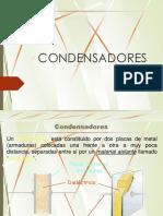 Componentes Electrónicos Básicos. Condensador