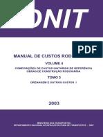 Volume 4 - Construção - 3.Drenagem e Outros Custos I.pdf
