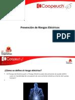 Prevención Riesgos Electricos