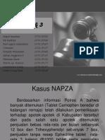 NAPZA - Kelompok III