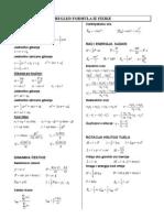 Pregled Formula Iz Fizike