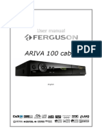 Ariva100 Cable Manual en v1
