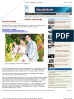 Vietnamese Woman Murdered After One Week by Korean Husband - SPECIAL REPORTS