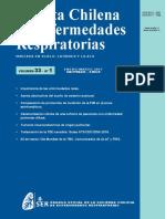 Revista Chilena de Enfermedades Respiratorias