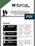 1994 GMC SIERRA Service Repair Manual.pdf
