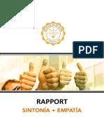 Reporte de Rapport