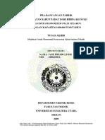 Contoh Pra Rancangan Pabrik Kimia.pdf