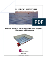 Manual Técnico Steel Deck