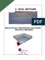 Manual Técnico Steel Deck