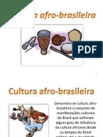 Instrumentos Musicais Cultura Afro-brasileira-mary