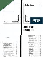 Atelierul fanteziei - Nicolae Bucur.pdf