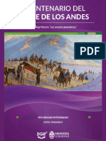 Bicentenario Del Cruce de Los Andes Primaria