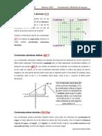 Coordenadas y Angulos-AutoCAD