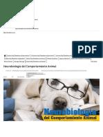 Neurobiología Del Comportamiento Animal BM Editores