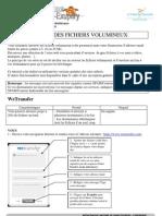 Tutoriel Envoi de Fichiers Volumineux