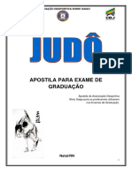 APOSTILA judo COMPLETA 2017
