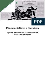 eBook Pos Colonialismo e Literatura Unifap