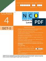 Nco Level2 Class 4 Set 5