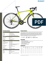 006 Giant Bicycle_Contend SL 2 (2017)