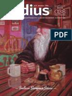 Radius Magazine Issue #38