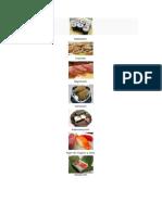 Estilos y Variedades Del Sushi Fotos