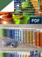 Water-based Ink Presentation