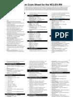 NCLEX-Cram-Sheet.pdf