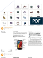 Manual smartphone Moto G2