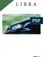 Opel Calibra 1993