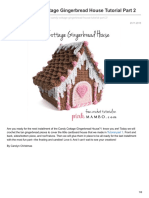 Pinkmambo.com-Crochet Candy Cottage Gingerbread House Tutorial Part 2