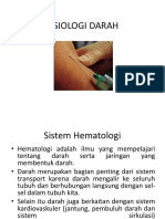 3. Fisiologi Darah