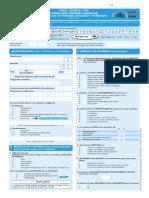 Formulas Censo 2005