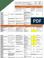 P1PLAOP002 V01 Instructivo de Plan de Control de Calidad de Concreto