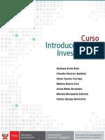 Ávila y Otros (2015) Curso - Introducción a La Investigación - DIDE (MINEDU) (1)