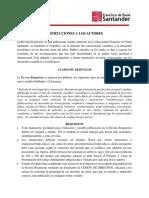 INSTRUCCIONES REVISTA CIENTIFICA
