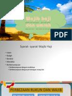 Wajib Haji Dan Umrah